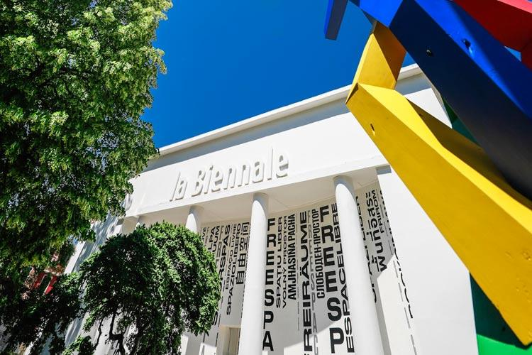 Creative ateliers at the Biennale Architettura 2018