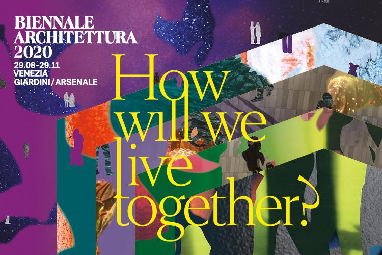 New dates for the Biennale Architettura 2020