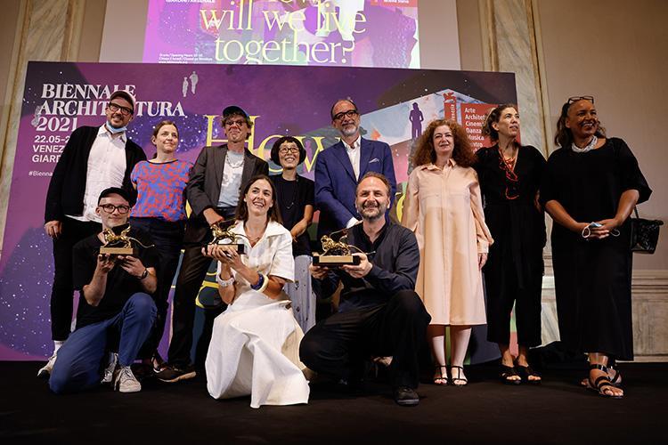 Premi della 17. Mostra Internazionale di Architettura