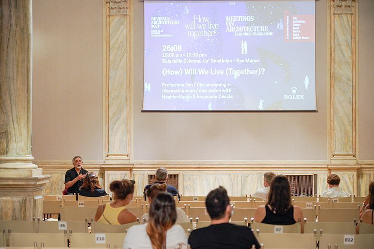 Biennale Architettura 2021: August events