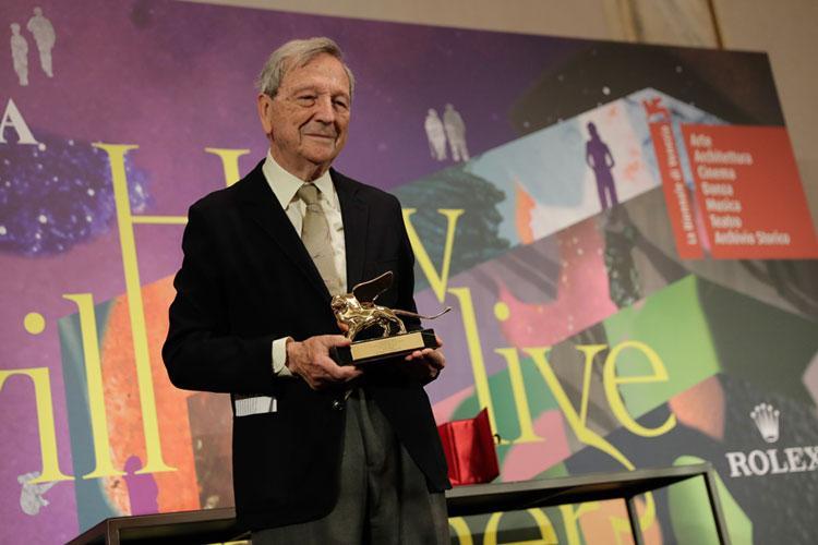 Rafael Moneo Golden Lion for Lifetime Achievement