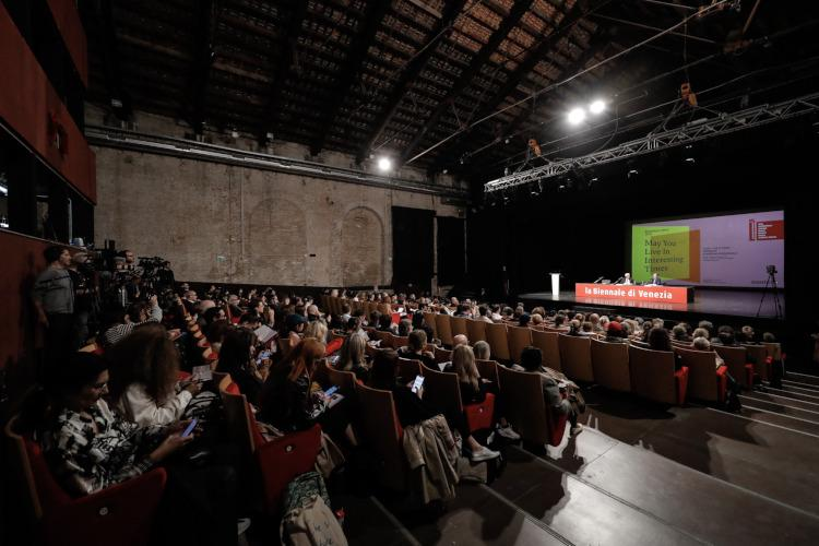 Meetings on Art alla Biennale Arte 2019