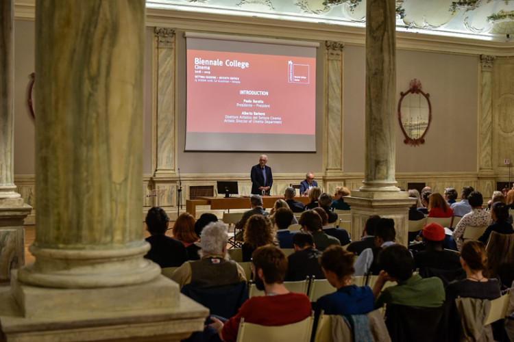 Scelti i 3 progetti finali di Biennale College Cinema 2018-19