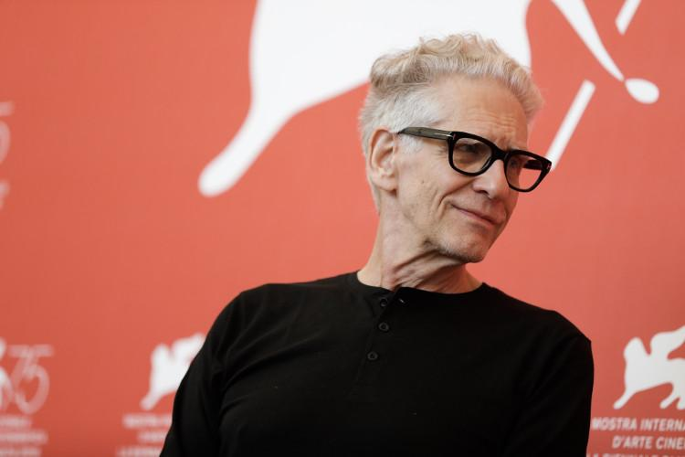 A tribute to David Cronenberg and a Masterclass by the director