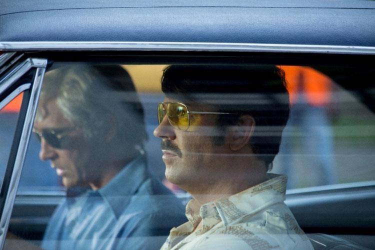 Driven di Nick Hamm film di chiusura della 75. Mostra