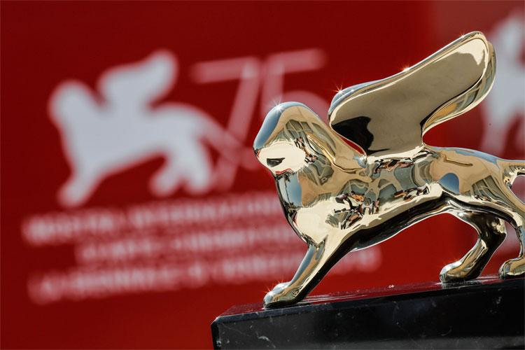 Official Awards of the 75th Venice Film Festival