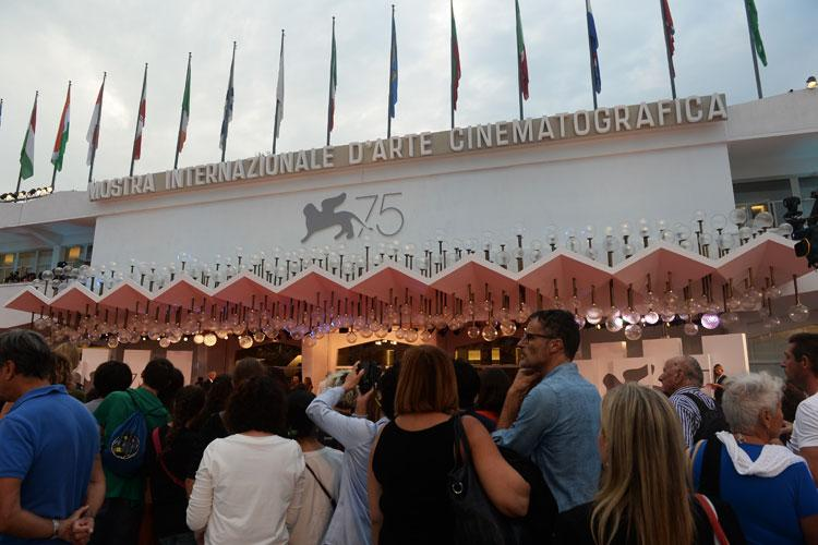 Collateral Awards of the 75th Venice Film Festival