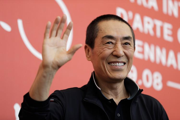 Zhang Yimou to receive the 2018 Jaeger-LeCoultre Glory to the Filmmaker award