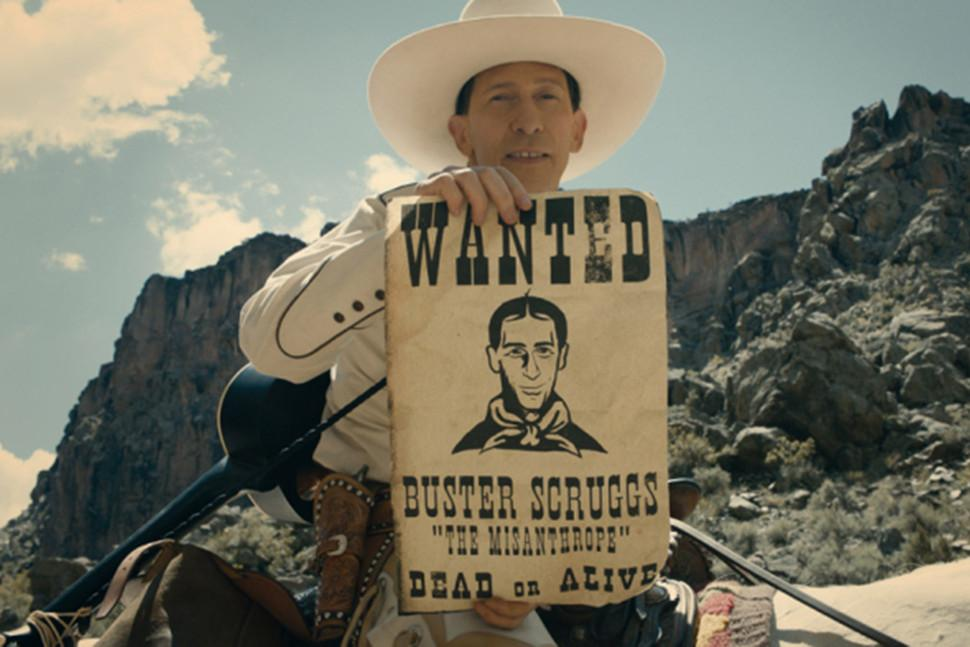 """""""The Ballad of Buster Scruggs"""""""