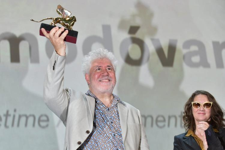 Pedro Almodóvar, Golden Lion for Lifetime Achievement