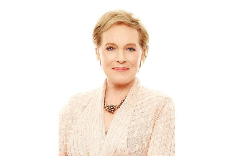 Julie Andrews Golden Lion for Lifetime Achievement