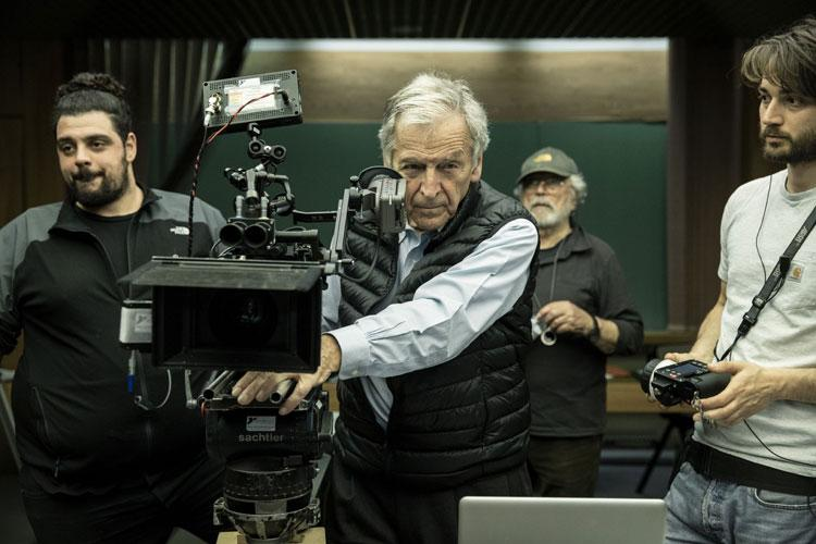 Al regista Costa-Gavras il premio Jaeger-LeCoultre Glory to the Filmmaker 2019