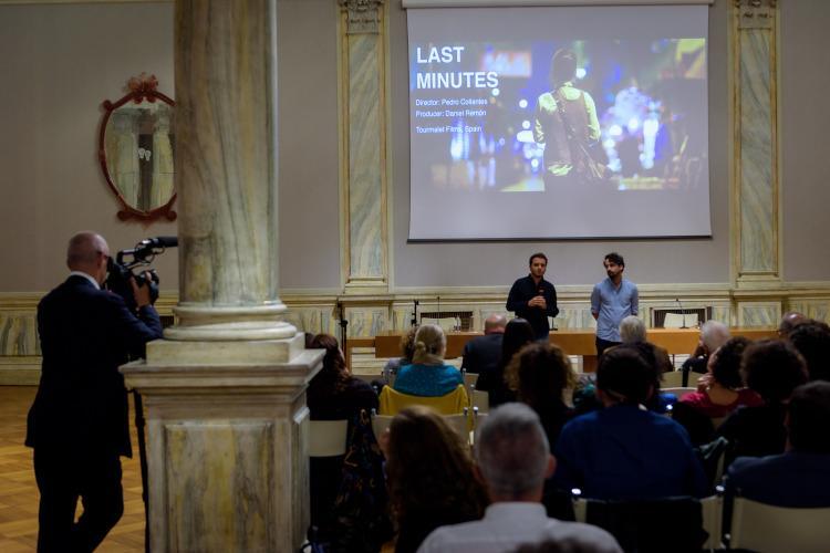 Scelti i 4 progetti finali della Biennale College Cinema 2019/2020