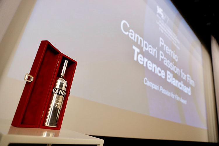 A Terence Blanchard il premio Campari Passion for Film 2020
