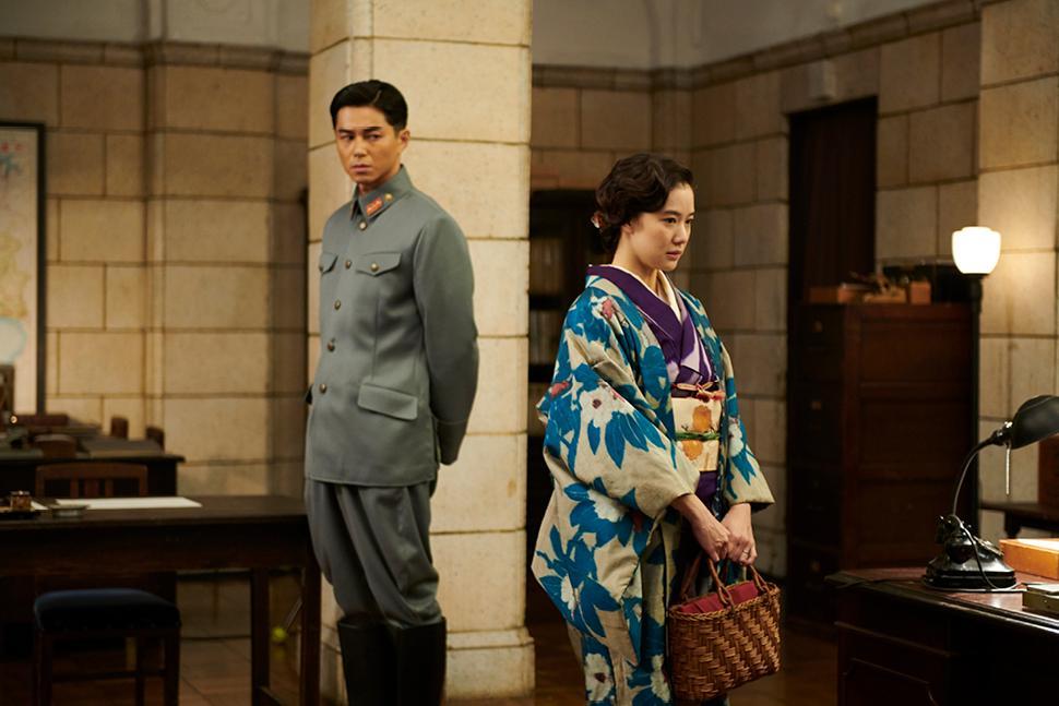 La mujer del espía, dirigida por Kiyoshi Kurosawa