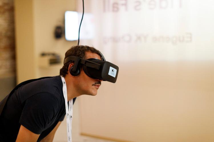 Lo speciale Accredito VR per accedere online a Venice VR Expanded