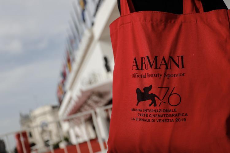 Premio degli spettatori – Armani beauty