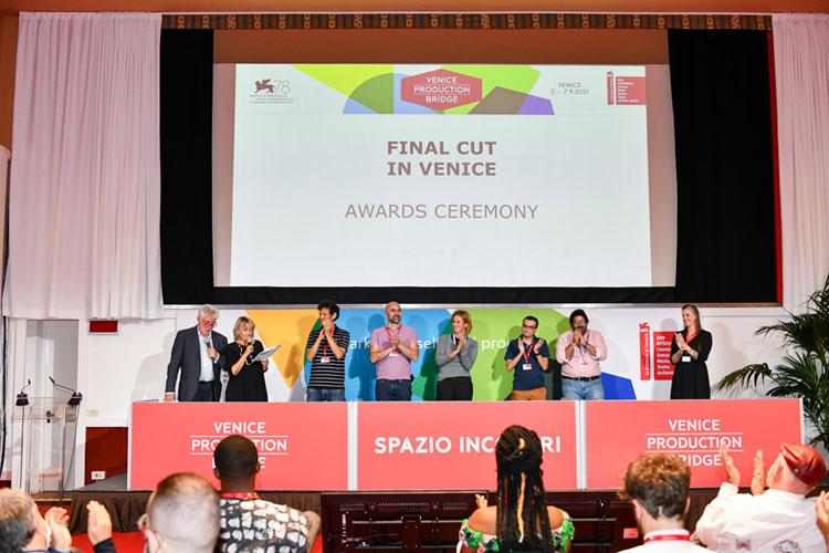 The awards of Final Cut in Venice 2021