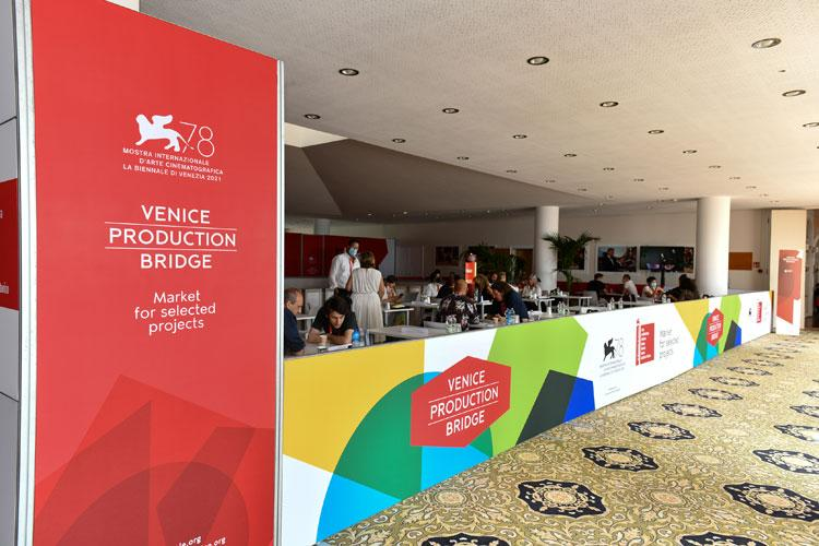 Figures of the 6th edition of the Venice Production Bridge