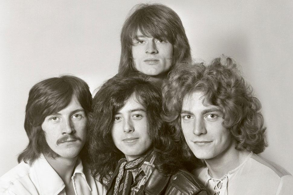 Becoming Led Zeppelin by Bernard MacMahon to screen out of competition