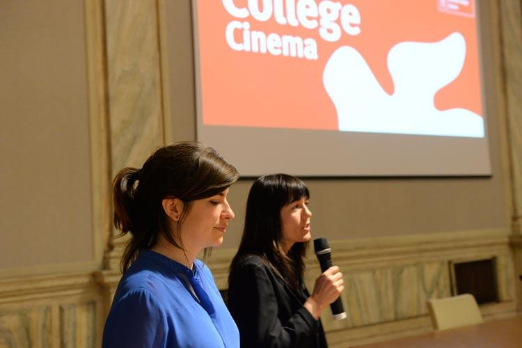 The films of the Biennale College - Cinema