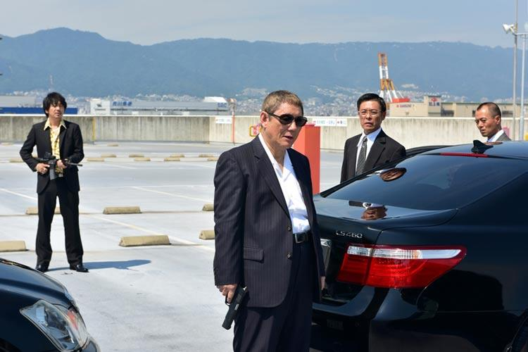 Takeshi Kitano to close the 74th Venice Film Festival