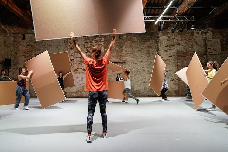 Biennale College - Danza