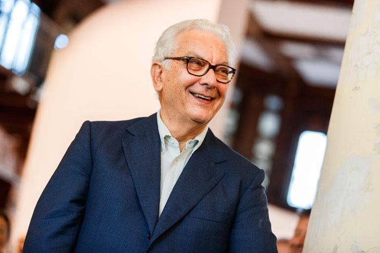 Il Presidente Paolo Baratta riceve a Londra il Keynes Sraffa Award