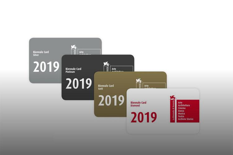 Biennale Card 2019: discover the benefits for holders