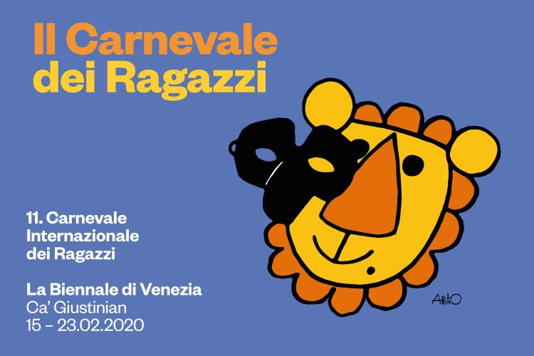 From 15 to 23 February the new edition of the International Kids' Carnival