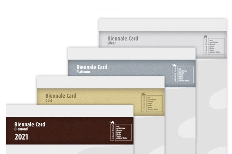 Biennale Card 2021: scopri tutti i benefit