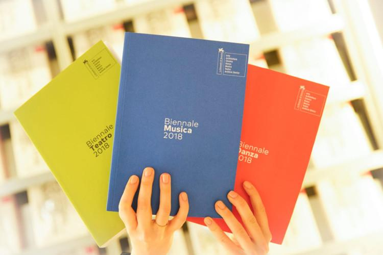 Il Catalogo della Biennale Musica 2018 disponibile online