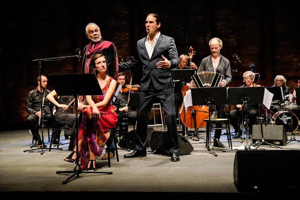 Biennale Musica 2018   Astor Piazzolla - María de Buenos Aires