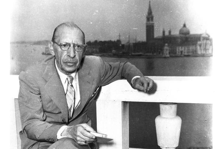 A tribute to Stravinsky