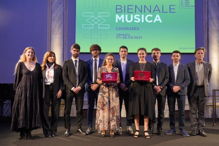 Premio della Giuria degli studenti dei Conservatori del Veneto