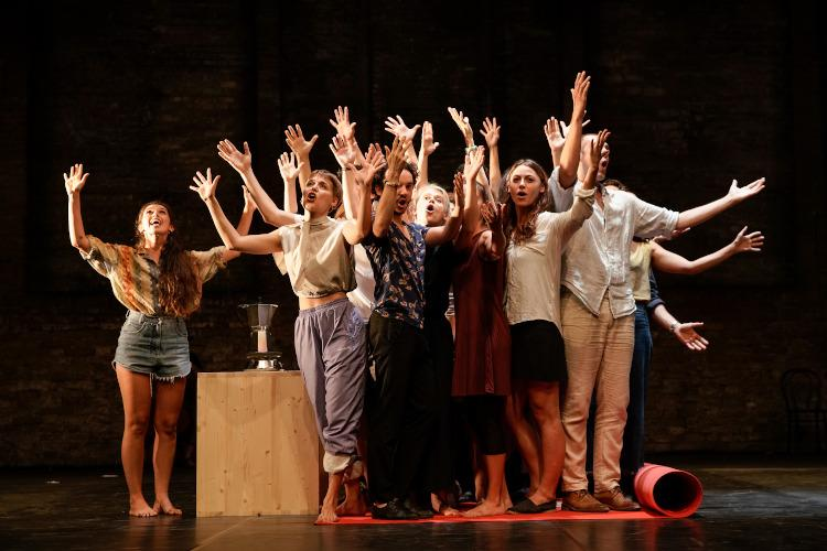 New call for applications: Biennale College Teatro workshops
