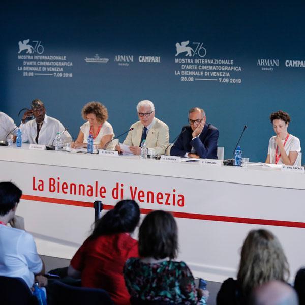 Biennale Cinema 2019 | Homepage 2019